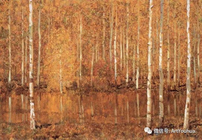 钢水·汗水 广廷渤油画欣赏插图21