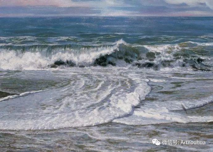 钢水·汗水 广廷渤油画欣赏插图23