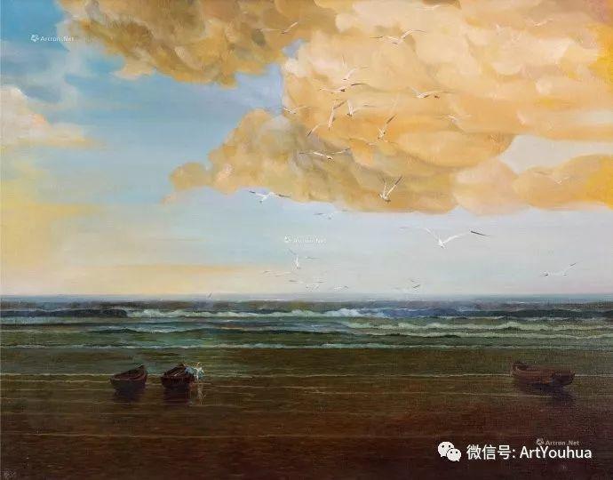 钢水·汗水 广廷渤油画欣赏插图28