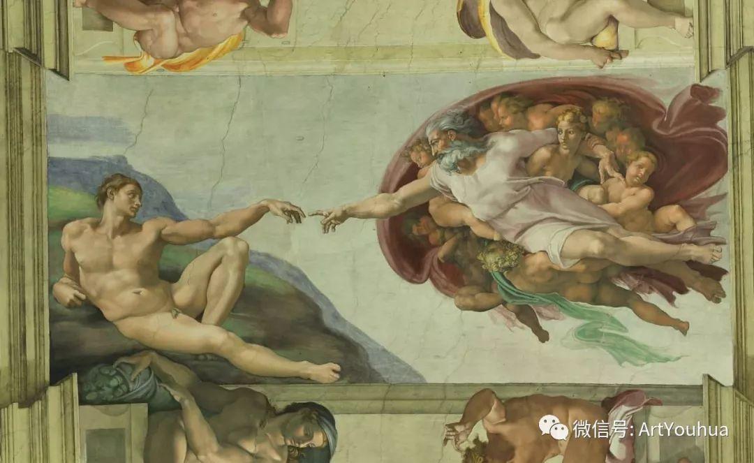 连载No.8 米开朗基罗·博那罗蒂   一生要知道的100位世界著名画家插图1