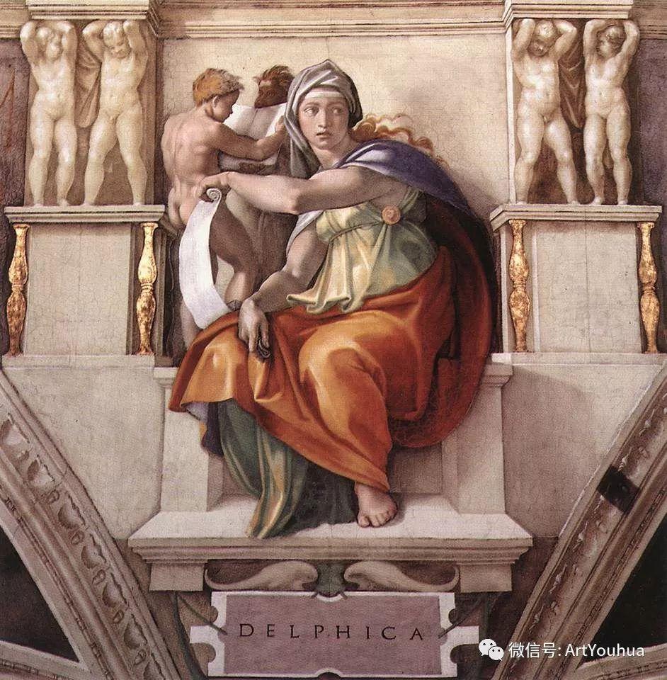 连载No.8 米开朗基罗·博那罗蒂   一生要知道的100位世界著名画家插图5