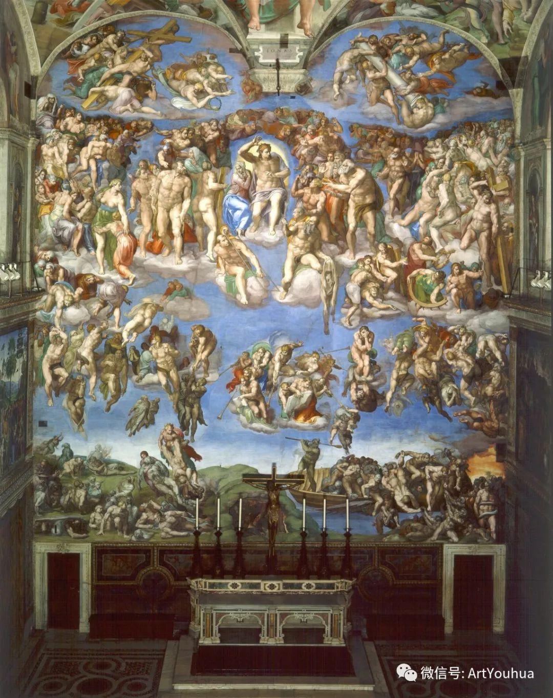 连载No.8 米开朗基罗·博那罗蒂   一生要知道的100位世界著名画家插图7