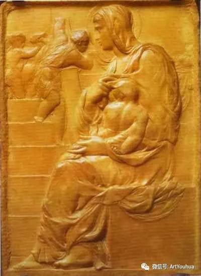 连载No.8 米开朗基罗·博那罗蒂   一生要知道的100位世界著名画家插图9