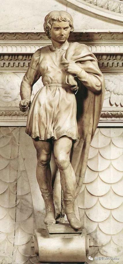 连载No.8 米开朗基罗·博那罗蒂   一生要知道的100位世界著名画家插图12