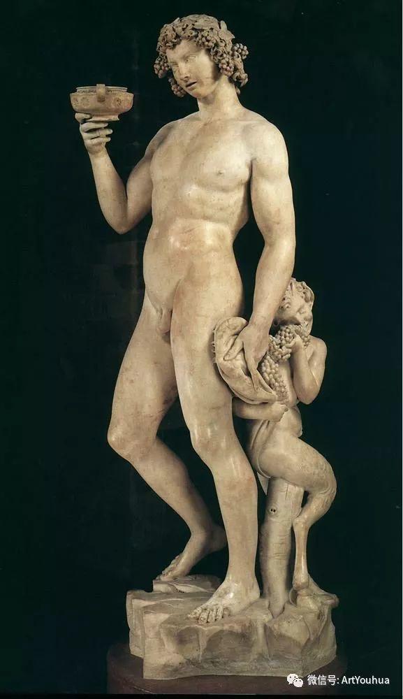连载No.8 米开朗基罗·博那罗蒂   一生要知道的100位世界著名画家插图14