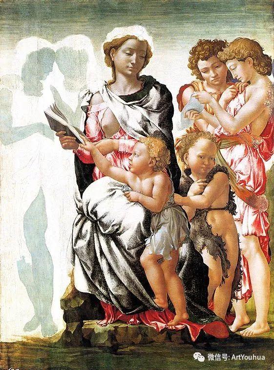 连载No.8 米开朗基罗·博那罗蒂   一生要知道的100位世界著名画家插图15