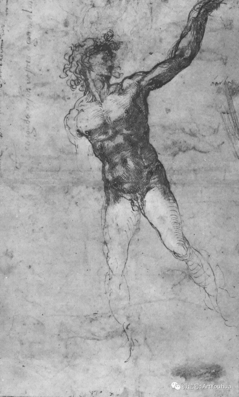 连载No.8 米开朗基罗·博那罗蒂   一生要知道的100位世界著名画家插图19