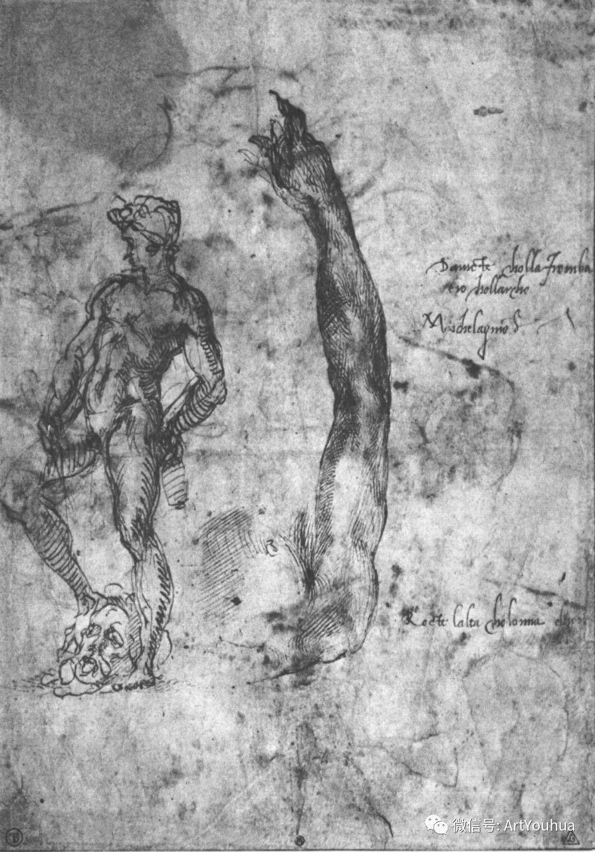 连载No.8 米开朗基罗·博那罗蒂   一生要知道的100位世界著名画家插图20