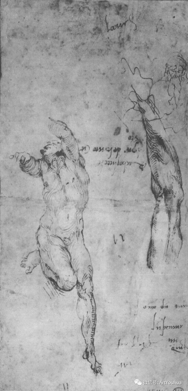 连载No.8 米开朗基罗·博那罗蒂   一生要知道的100位世界著名画家插图21