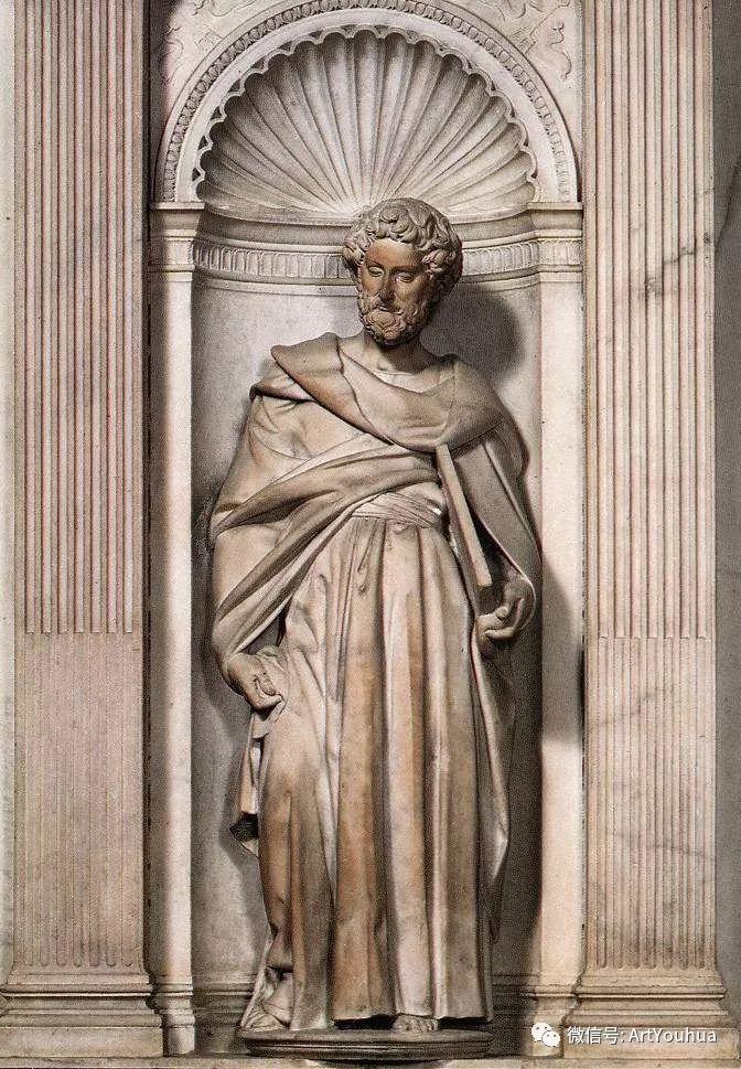 连载No.8 米开朗基罗·博那罗蒂   一生要知道的100位世界著名画家插图23
