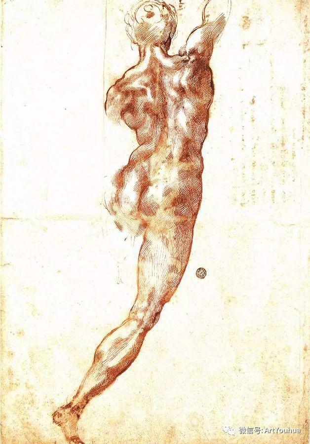 连载No.8 米开朗基罗·博那罗蒂   一生要知道的100位世界著名画家插图25