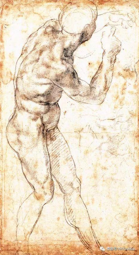 连载No.8 米开朗基罗·博那罗蒂   一生要知道的100位世界著名画家插图26