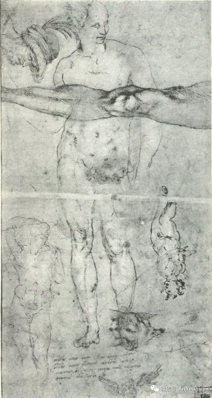 连载No.8 米开朗基罗·博那罗蒂   一生要知道的100位世界著名画家插图29