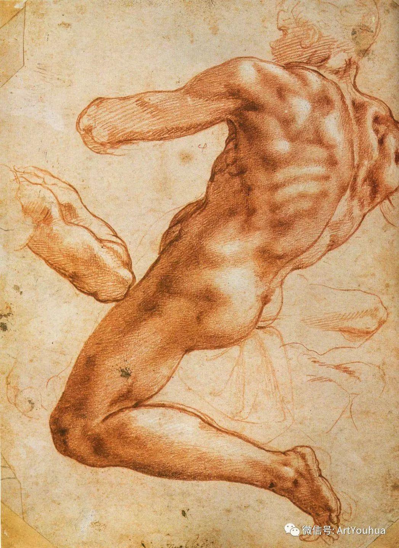连载No.8 米开朗基罗·博那罗蒂   一生要知道的100位世界著名画家插图32