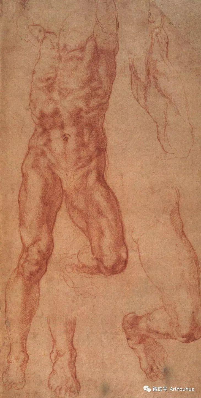 连载No.8 米开朗基罗·博那罗蒂   一生要知道的100位世界著名画家插图33