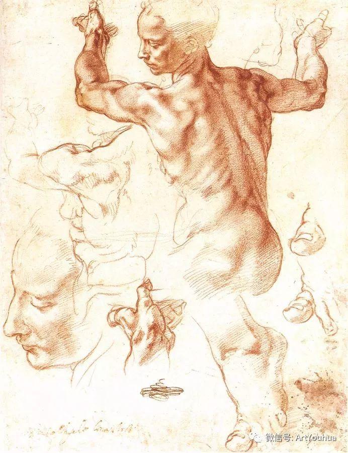 连载No.8 米开朗基罗·博那罗蒂   一生要知道的100位世界著名画家插图34
