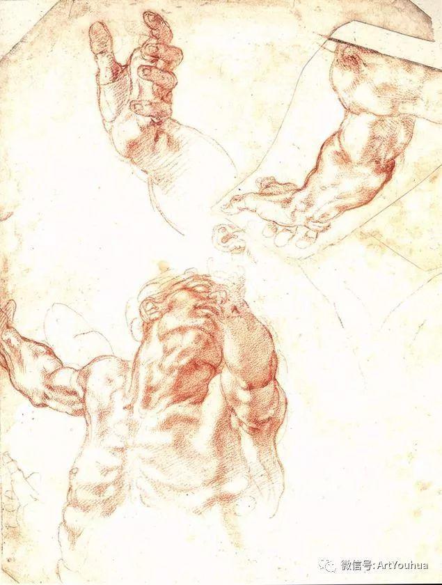 连载No.8 米开朗基罗·博那罗蒂   一生要知道的100位世界著名画家插图35