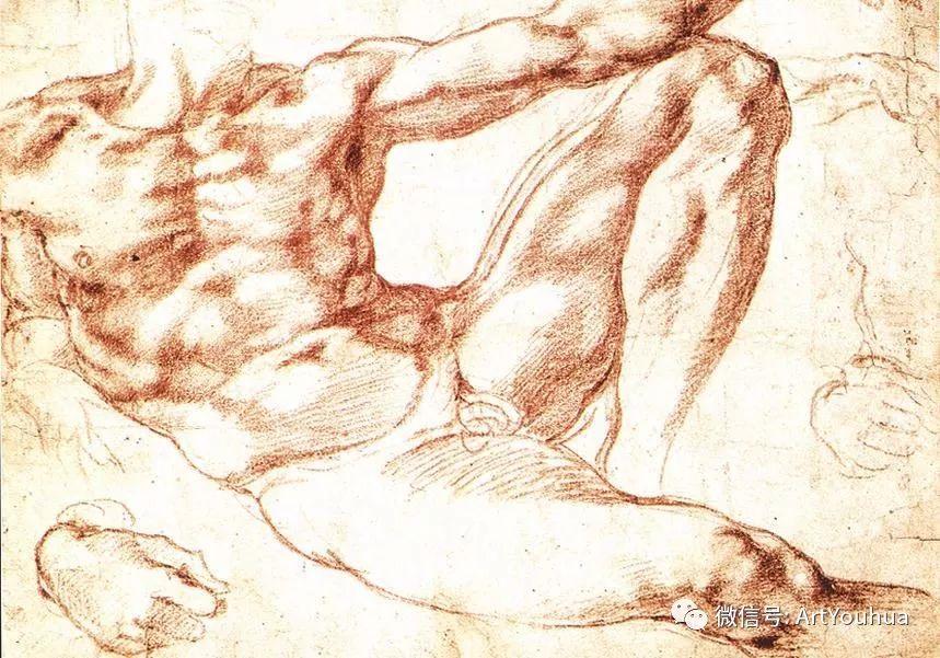 连载No.8 米开朗基罗·博那罗蒂   一生要知道的100位世界著名画家插图36