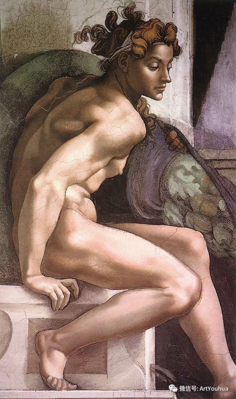 连载No.8 米开朗基罗·博那罗蒂   一生要知道的100位世界著名画家插图37