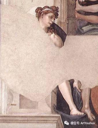 连载No.8 米开朗基罗·博那罗蒂   一生要知道的100位世界著名画家插图38