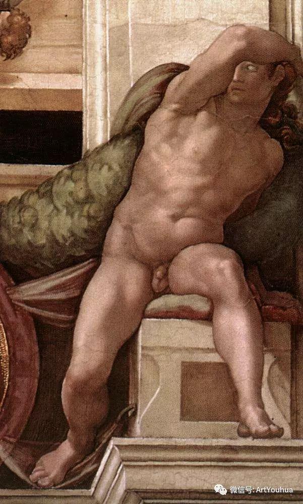连载No.8 米开朗基罗·博那罗蒂   一生要知道的100位世界著名画家插图42