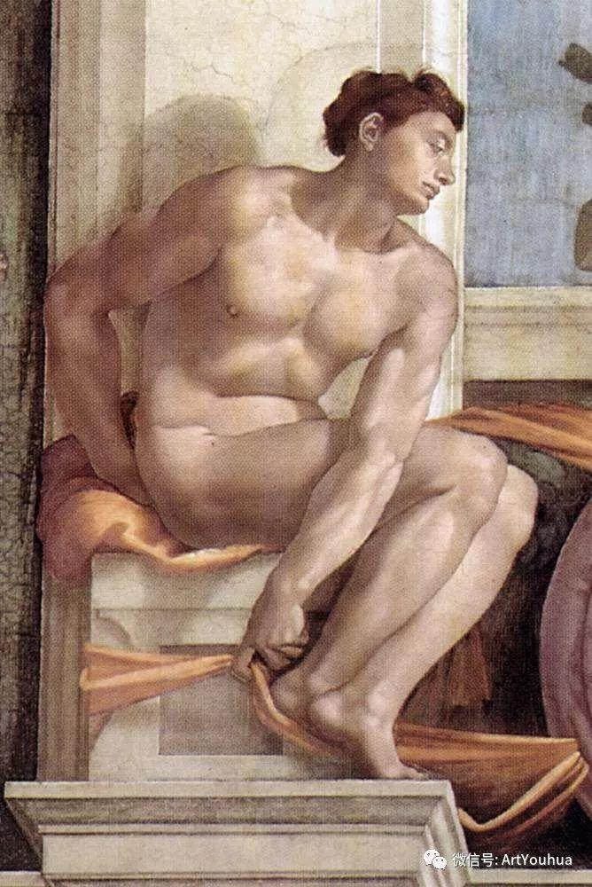 连载No.8 米开朗基罗·博那罗蒂   一生要知道的100位世界著名画家插图43