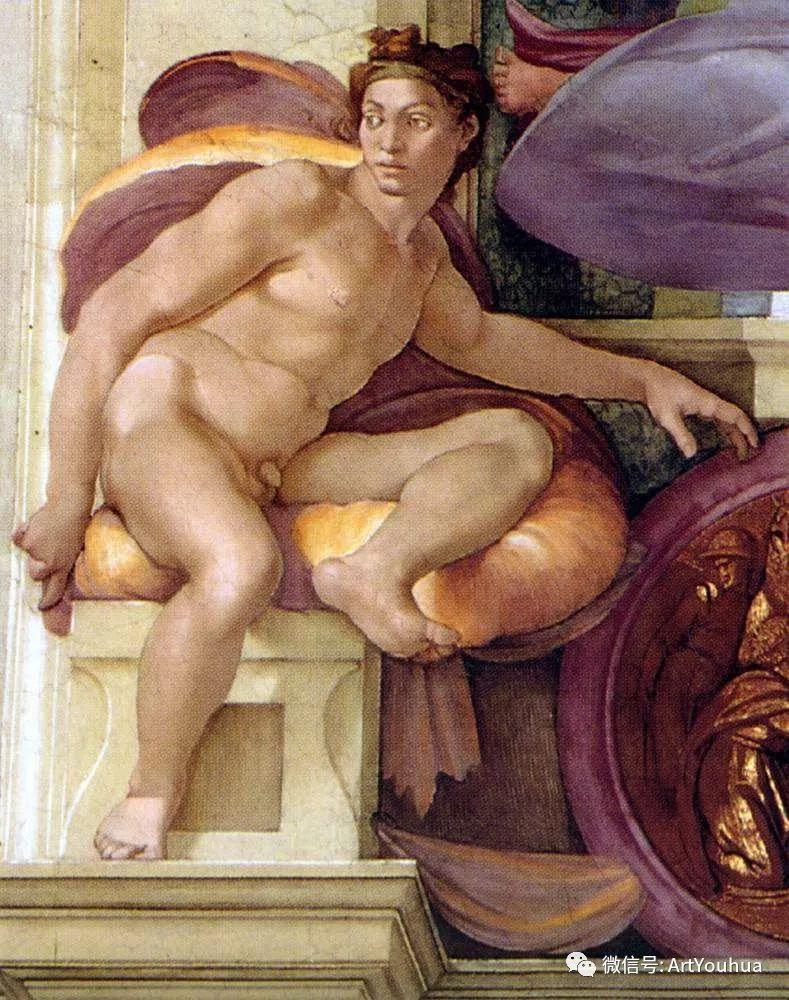 连载No.8 米开朗基罗·博那罗蒂   一生要知道的100位世界著名画家插图44
