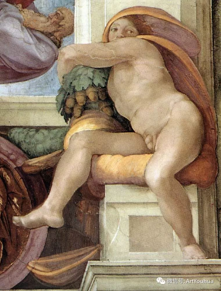 连载No.8 米开朗基罗·博那罗蒂   一生要知道的100位世界著名画家插图45