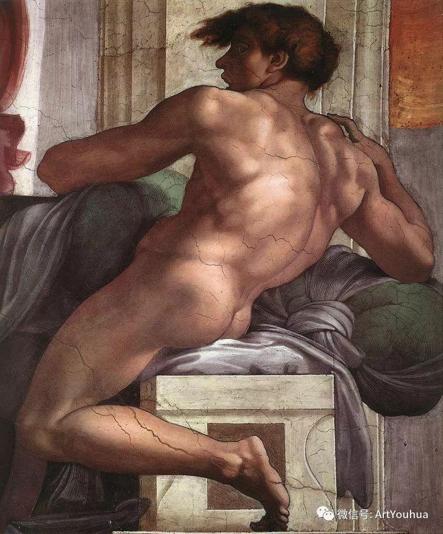 连载No.8 米开朗基罗·博那罗蒂   一生要知道的100位世界著名画家插图46