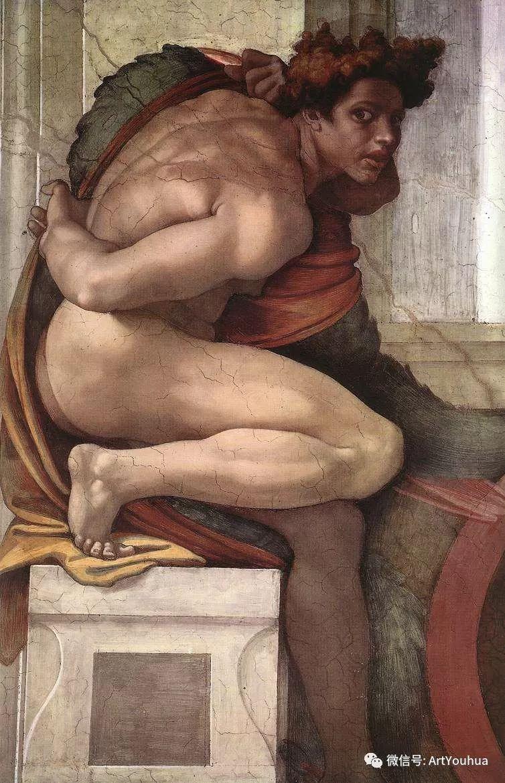 连载No.8 米开朗基罗·博那罗蒂   一生要知道的100位世界著名画家插图48