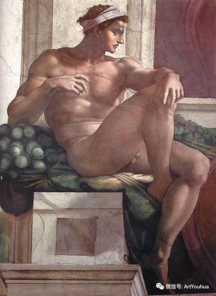 连载No.8 米开朗基罗·博那罗蒂   一生要知道的100位世界著名画家插图51