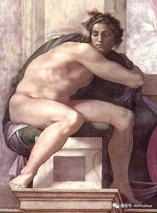 连载No.8 米开朗基罗·博那罗蒂   一生要知道的100位世界著名画家插图52