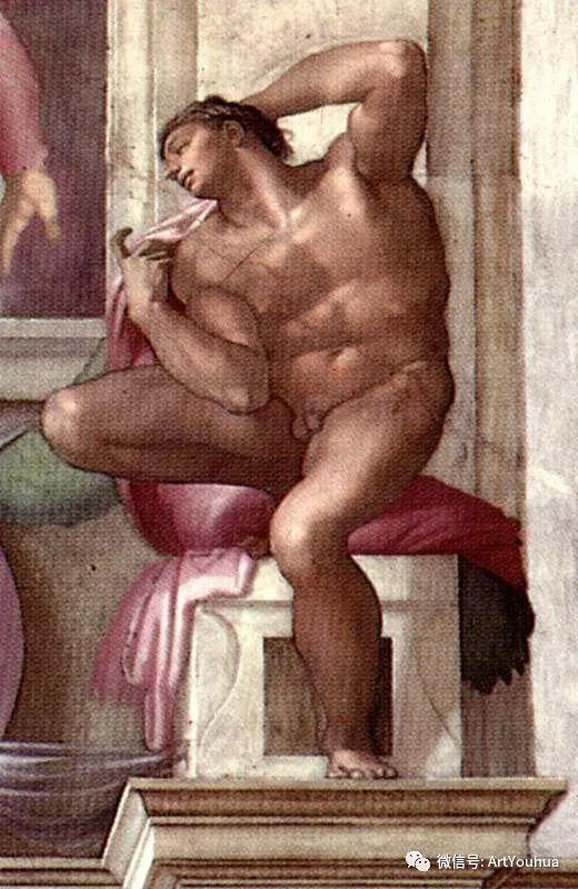 连载No.8 米开朗基罗·博那罗蒂   一生要知道的100位世界著名画家插图53