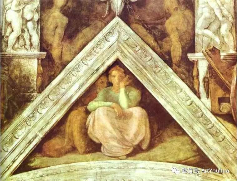 连载No.8 米开朗基罗·博那罗蒂   一生要知道的100位世界著名画家插图58