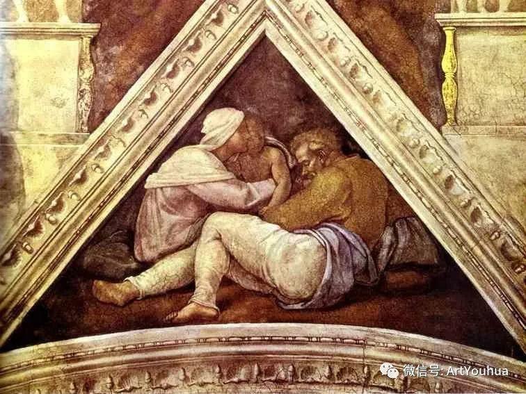 连载No.8 米开朗基罗·博那罗蒂   一生要知道的100位世界著名画家插图59