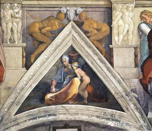 连载No.8 米开朗基罗·博那罗蒂   一生要知道的100位世界著名画家插图61