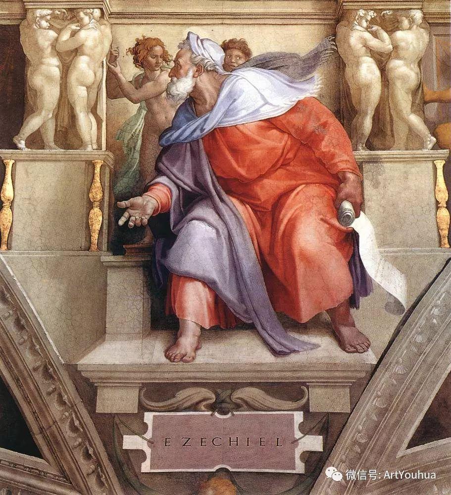 连载No.8 米开朗基罗·博那罗蒂   一生要知道的100位世界著名画家插图69