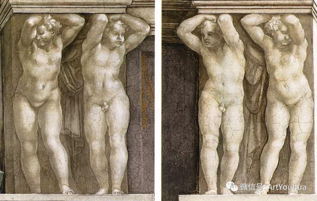 连载No.8 米开朗基罗·博那罗蒂   一生要知道的100位世界著名画家插图70