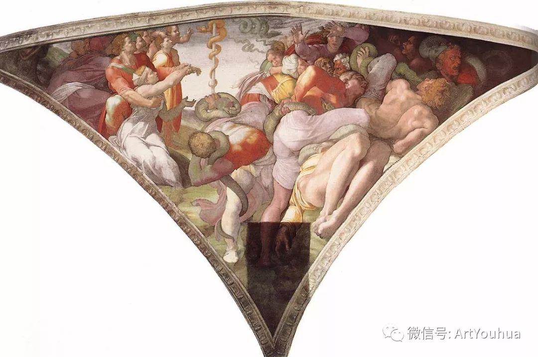连载No.8 米开朗基罗·博那罗蒂   一生要知道的100位世界著名画家插图71