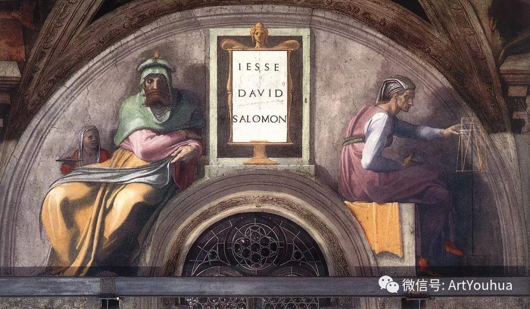 连载No.8 米开朗基罗·博那罗蒂   一生要知道的100位世界著名画家插图73