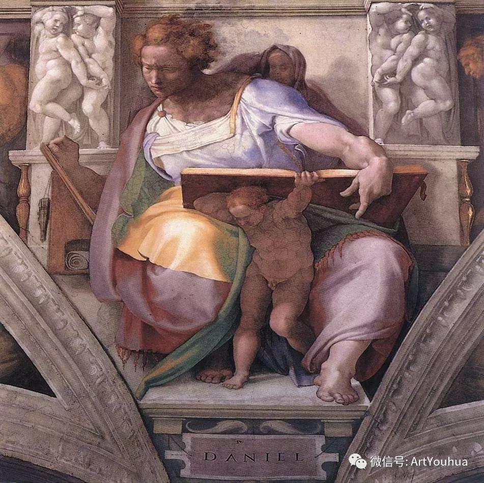 连载No.8 米开朗基罗·博那罗蒂   一生要知道的100位世界著名画家插图74