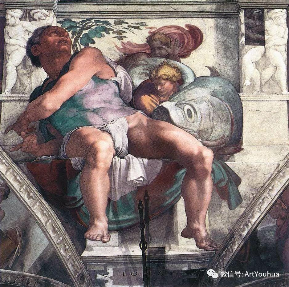 连载No.8 米开朗基罗·博那罗蒂   一生要知道的100位世界著名画家插图75