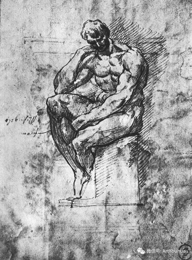 连载No.8 米开朗基罗·博那罗蒂   一生要知道的100位世界著名画家插图76