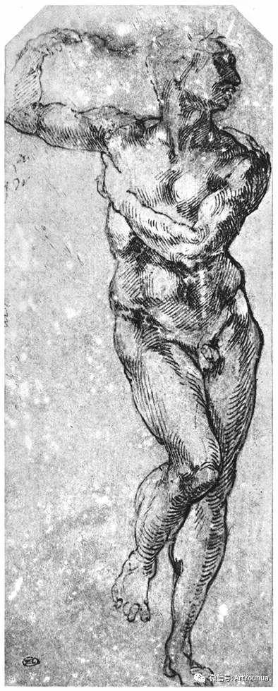 连载No.8 米开朗基罗·博那罗蒂   一生要知道的100位世界著名画家插图77