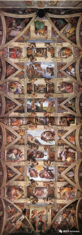 连载No.8 米开朗基罗·博那罗蒂   一生要知道的100位世界著名画家插图78