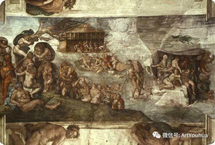 连载No.8 米开朗基罗·博那罗蒂   一生要知道的100位世界著名画家插图87