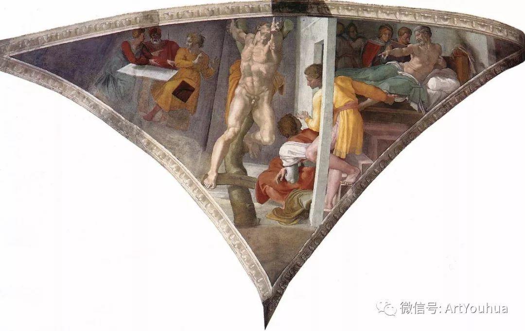连载No.8 米开朗基罗·博那罗蒂   一生要知道的100位世界著名画家插图89
