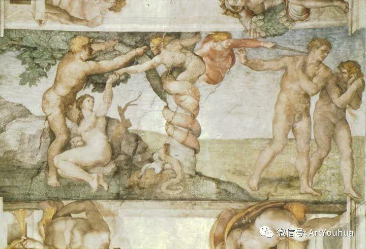 连载No.8 米开朗基罗·博那罗蒂   一生要知道的100位世界著名画家插图90