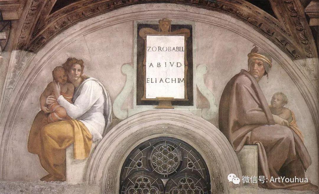 连载No.8 米开朗基罗·博那罗蒂   一生要知道的100位世界著名画家插图91