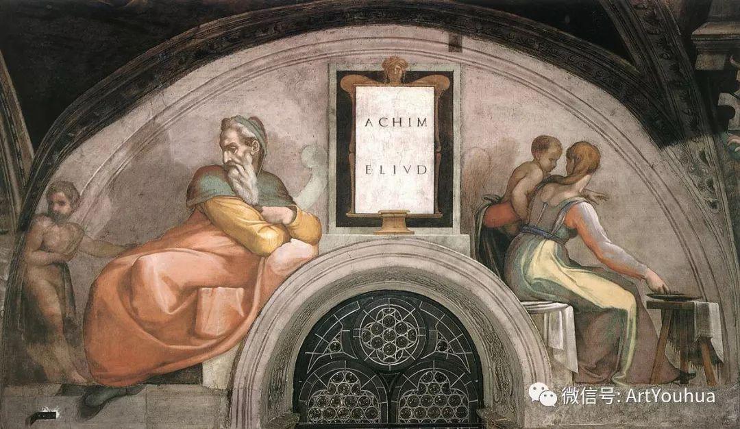 连载No.8 米开朗基罗·博那罗蒂   一生要知道的100位世界著名画家插图92